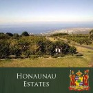 "Hawaiian Kona Coffee ""Honaunau Estates"""