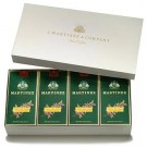 Gift Selection No. 1 - Gift Box for Four One Pound Boxes of Coffee
