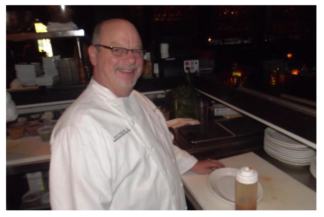 Kirk Parks - Pastry Chef and Partner - Rathbun's Restaurants